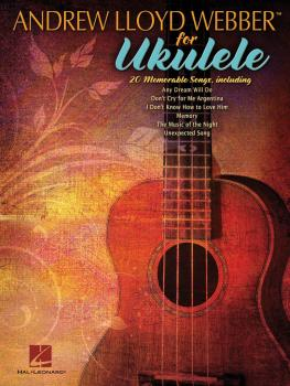 Andrew Lloyd Webber for Ukulele (HL-00110273)