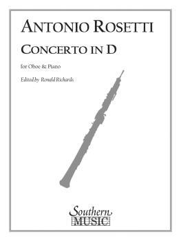 Concerto in D (Oboe) (HL-03774871)