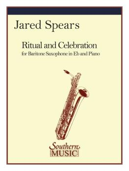 Ritual and Celebration (Baritone Sax) (HL-03774951)