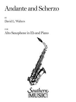 Andante and Scherzo (Alto Sax) (HL-03775012)
