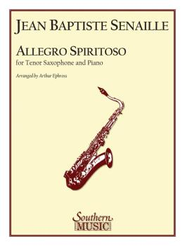 Allegro Spiritoso (Tenor Sax) (HL-03775019)