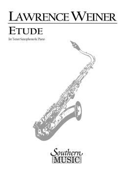 Etude (Tenor Sax) (HL-03775031)
