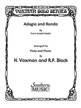 Adagio and Rondo (Flute) (HL-03775567)