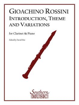 Introduction, Theme and Variations (Clarinet) (HL-03775704)