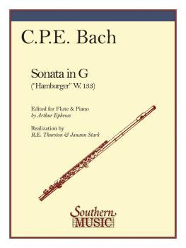 Sonata in G (Hamburg) (Flute) (HL-03775767)