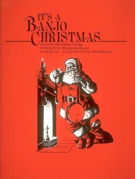 It's a Banjo Christmas (Banjo Solo) (HL-00000008)
