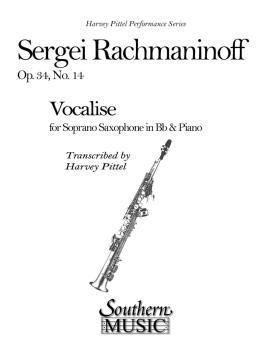 Vocalise (Soprano Saxophone) (HL-03776211)