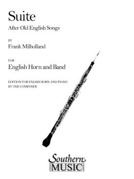 Suite After Old English Songs (English Horn) (HL-03776322)