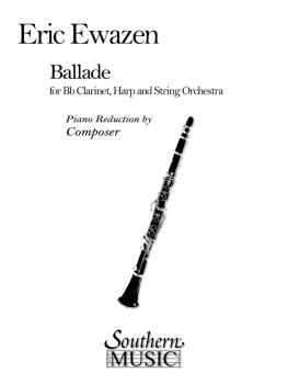 Ballade (Clarinet) (HL-03776370)
