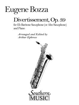 Divertissement (Baritone Sax) (HL-03776502)