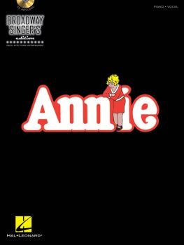 Annie: Broadway Singer's Edition (HL-00113054)