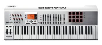Axiom AIR 61: 61-Channel MIDI Controller - M-Audio Axiom Series (MA-00113183)