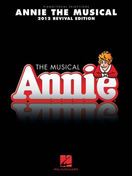 Annie the Musical (2012 Revival Edition) (HL-00114469)