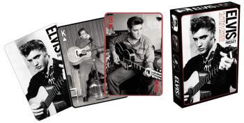 Elvis Presley Playing Cards (Black & White) (HL-00114572)
