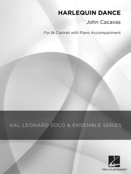 Harlequin Dance (Grade 2 Clarinet Solo) (HL-04002815)