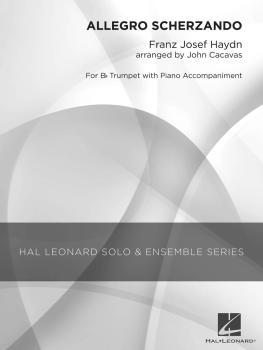 Allegro Scherzando (Grade 2.5 Trumpet Solo) (HL-04002828)