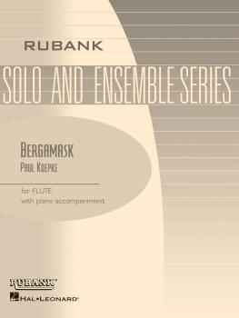 Bergamask: Flute Solo with Piano - Grade 2.5 (HL-04476673)