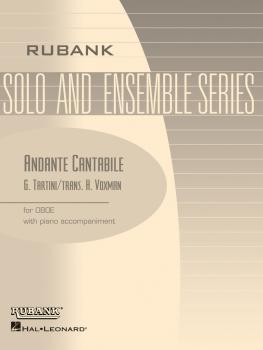 Andante Cantabile: Oboe Solo with Piano - Grade 3 (HL-04476900)