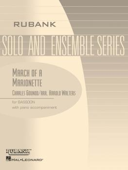 March of a Marionette: Bassoon Solo with Piano - Grade 2.5 (HL-04476933)