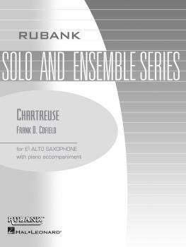 Chartreuse: Alto Saxophone Solo with Piano - Grade 2 (HL-04476949)