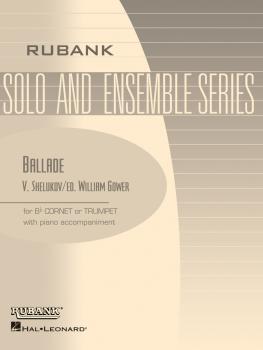 Ballade: Bb Trumpet/Cornet Solo with Piano - Grade 2 (HL-04477583)