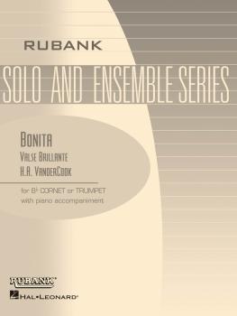 Bonita (Valse Brillante): Bb Trumpet/Cornet Solo with Piano - Grade 3 (HL-04477585)