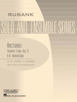 Arcturus (Trumpet Stars No. 11): Bb Trumpet/Cornet Solo with Piano - G (HL-04477653)