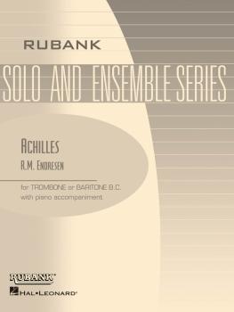 Achilles: Trombone Baritone B.C. Solo with Piano - Grade 4 (HL-04477747)