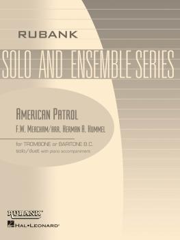 American Patrol (Solo/Duet): Trombone/Baritone B.C. with Piano - Grade (HL-04477749)