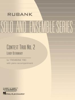 Contest Trio No. 2: Trombone Trio with Piano - Grade 3.5 (HL-04479265)