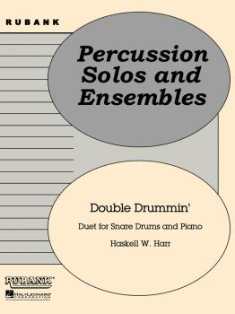 Double Drummin': Snare Drum Duet with Piano - Grade 2 (HL-04479349)