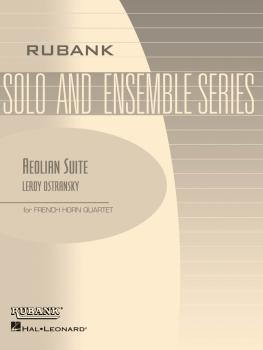 Aeolian Suite: Horn Quartet - Grade 3 (HL-04479707)