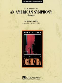 An American Symphony (Excerpts) (from Mr. Holland's Opus) (HL-04490030)