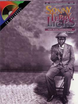 The Sourcebook of Sonny Terry Licks for Harmonica (HL-00000178)