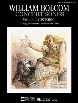 Concert Songs - Volume 1 (1975-2000): 25 Songs for Medium/Low Voice an (HL-00117085)
