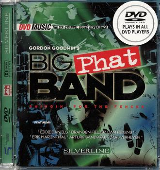 Gordon Goodwin's Big Phat Band - Swingin' for the Fences (DVD) (HL-07010861)