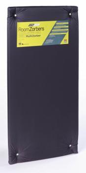 MultiZorber 2448: One Black 24 inch. x 48 inch. Panel (GE-00117485)