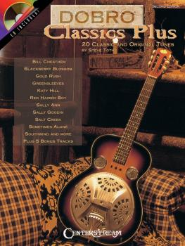 Dobro Classics Plus - 2nd Edition: 20 Classic and Original Tunes (HL-00000187)