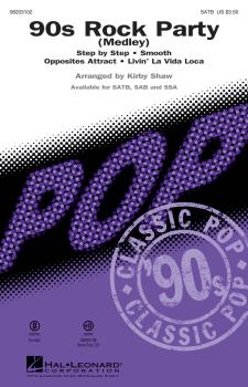 90s Rock Party (Medley) (HL-08203102)