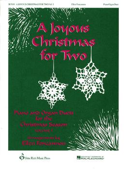 A Joyous Christmas for Two - Vol. 1 (HL-08301581)