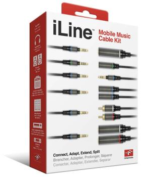 iLine: Cable Kit for iOS Devices (IK-00118889)