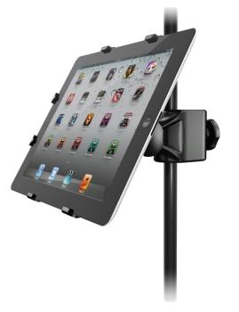 iKlip 2: Universal iPad Holder for Mic Stands (IK-00118891)