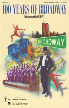 100 Years of Broadway (Medley) (HL-08621011)