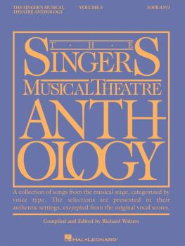 The Singer's Musical Theatre Anthology - Volume 5: Soprano Edition - B (HL-00001151)