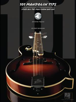 101 Mandolin Tips (HL-00119493)