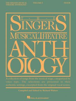 Singer's Musical Theatre Anthology - Volume 5 (Tenor Book) (HL-00001153)