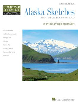 Alaska Sketches: Early Intermediate Level Composer Showcase (HL-00119637)