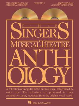Singer's Musical Theatre Anthology  - Volume 5: Baritone/Bass Accompan (HL-00001160)