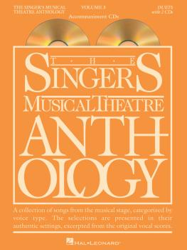 Singer's Musical Theatre Anthology Duets Volume 3 (Accompaniment CDs) (HL-00001161)