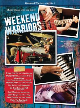 Weekend Warriors - Set List 1, Drums (HL-00119941)